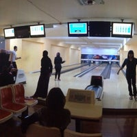 Photo taken at Irbid Bowling Center by huzie on 4/13/2014
