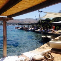 Photo taken at Maçakızı Hotel by Çağrı A. on 8/29/2014