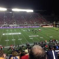 Photo taken at TD Place Stadium by Chris L. on 9/6/2014