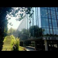 Photo taken at MEF Üniversitesi by SeLim Biber ✍. on 10/3/2015