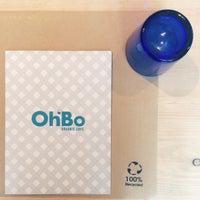 Foto tomada en OhBo - Organic Cafe por Nadin A. el 2/21/2015