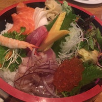 Photo taken at Kiku Sushi by Ursula G. on 5/9/2016
