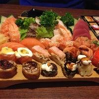 Photo taken at Koban Sushi by Mikael M. on 5/26/2013