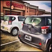 Photo taken at Target by Nikki on 1/2/2013