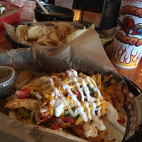 Photo taken at Torchy's Tacos by Nikki on 5/26/2014
