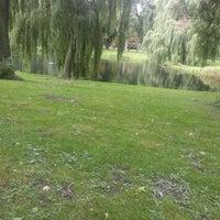 Photo taken at Meerzicht park by JoRdY N. on 9/12/2013