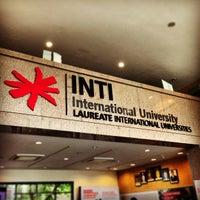 Photo taken at INTI International University by Joan W. on 7/27/2013