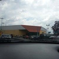 Photo taken at D'avó Supermercados by Alexandre V. on 10/27/2013