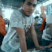 Photo taken at Pasar Pulau Payung by Loiko F. on 1/20/2014