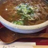 Photo taken at そば処 てん川 by NOB on 10/20/2017