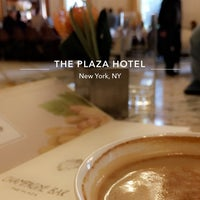 Photo taken at Champagne Bar Plaza Hotel by Faisal |. on 9/14/2017