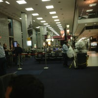 Photo taken at Gate 23 by Amy F. on 3/9/2013