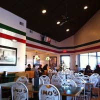 Photo taken at Imo's Pizza by Audrey on 12/21/2012