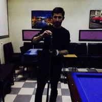 Photo taken at Nazar Cafe Bilardo by ümit S. on 11/15/2014