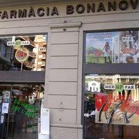 Photo taken at Farmacia Bonanova by Ramon V. on 1/30/2014