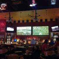 Photo taken at Buffalo Wild Wings Grill & Bar by A. Derya E. on 9/23/2015