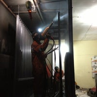 Photo taken at Ozora Powder Coating by Fadhil H. on 6/6/2013