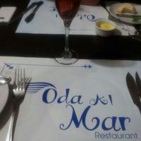 Photo taken at Oda Al Mar by Overjax P. on 11/22/2012