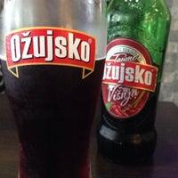 Das Foto wurde bei Caffe bar MINČETA von Remco M. am 6/26/2014 aufgenommen