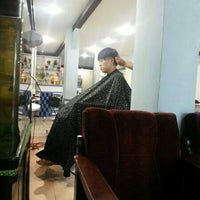 Photo taken at Medan Style - Salon for Men by Rini A. on 9/16/2013