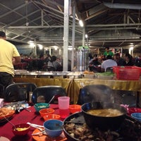 Photo taken at Bbq Land Kuang by Nizam Z. on 10/6/2013