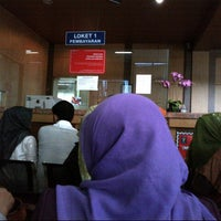 Photo taken at Kantor Imigrasi Kelas I Bandar Lampung by Ratu Y. on 4/21/2014