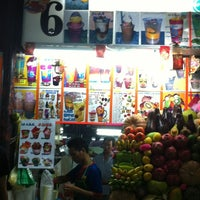 Photo taken at Lot6 Fruits & Juice Stall 1st Tg. Aru Beach by Cath L. on 2/24/2013