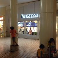 Photo taken at イッツコムスポット たまプラーザテラス by Naotaka Y. on 5/17/2014