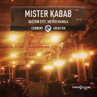 Photo taken at Mister Kabab by Chad A. on 6/28/2013