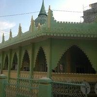 Photo taken at Masjid Al-Falah by Heru T. on 7/1/2014