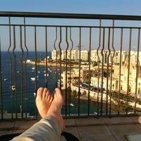 Photo taken at Le Méridien St. Julians Hotel & Spa by Dmitry T. on 7/6/2013