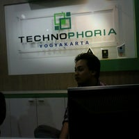 Photo taken at Technophoria Indonesia by Warisman S. on 5/2/2014