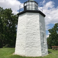 Photo taken at Stony Point Battlefield and Lighthouse by Tash C. on 7/15/2017