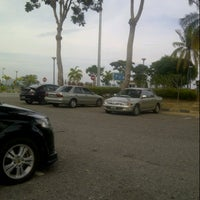 Photo taken at Plaza Tol Plus Hutan Kampung by Mohamad i. on 12/30/2013