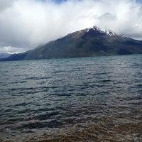 Foto tirada no(a) Parque Nacional Lago Puelo por Melike O. em 9/19/2013