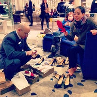 Photo taken at Saks Fifth Avenue-Shoe by @JuliusOCloset o. on 2/18/2013