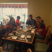 Photo taken at Dabin Restaurant by Saurav M. on 10/11/2014
