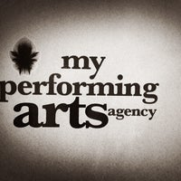 Photo taken at My Performing Arts Agency by Justin F. on 12/26/2013