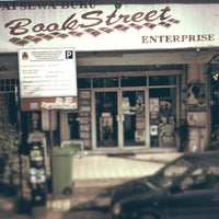Photo taken at Book Street by Justin F. on 10/2/2012
