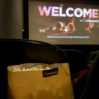 Photo taken at Cineworld by Karina A. on 1/2/2017