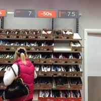 Photo taken at Nike Outlet Store by Shahrizal I. on 4/21/2013