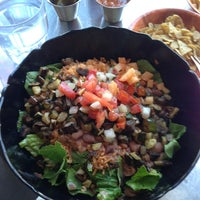 Photo taken at Papalote Mexican Grill by Sora L. on 5/24/2013