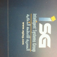 Photo taken at ISG by Mohamed A. on 5/29/2013