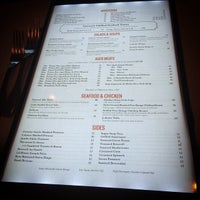 Photo taken at Larsen's Steakhouse by Nick Gusz M. on 8/16/2014