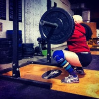 Photo taken at CrossFit Nation by CrossFit Nation on 9/12/2013