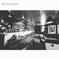 Photo taken at Stereo Cafe by Mirass H. on 2/19/2016