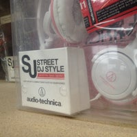 Photo taken at audio-technica Lager by Zorka S. on 12/12/2013