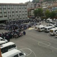 Photo taken at Eyup Anadolu I.H.L by Hilal K. on 9/26/2013
