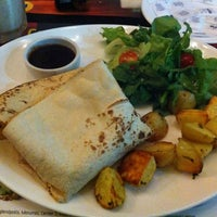 Photo taken at Wraps by sanDru H. on 10/5/2012