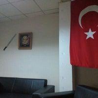 Photo taken at Karagöz Tütün Fabrikası by Şali Ö. on 11/2/2015